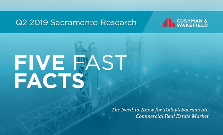 Sacramento 5 Fast Facts Q2 2019