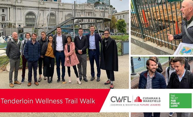 CWFL Tenderloin Walk Tour