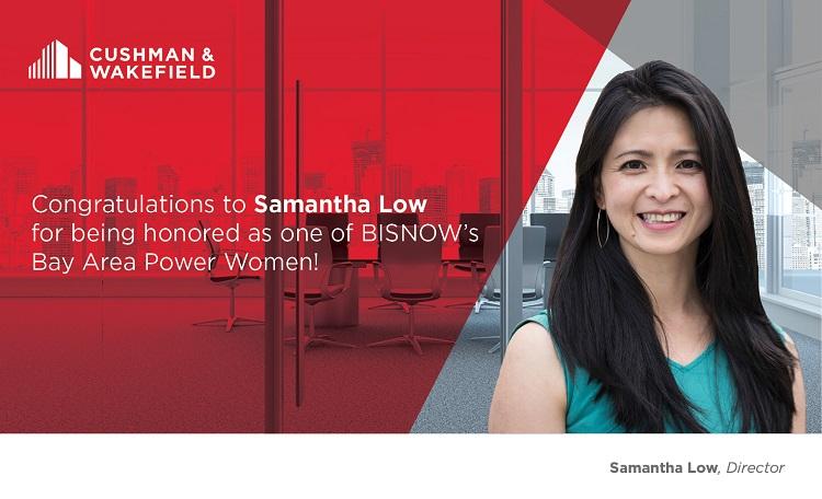 Samantha Low Bisnow Power Women