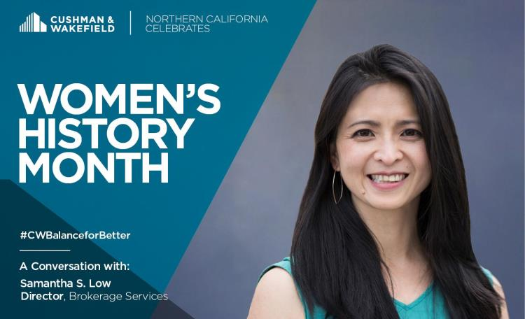 Samantha Low Women's History Month 2019