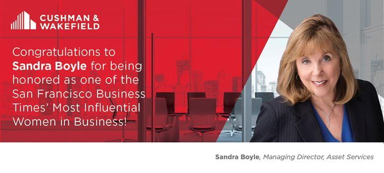 Sandra Boyle SFBT Influential Women