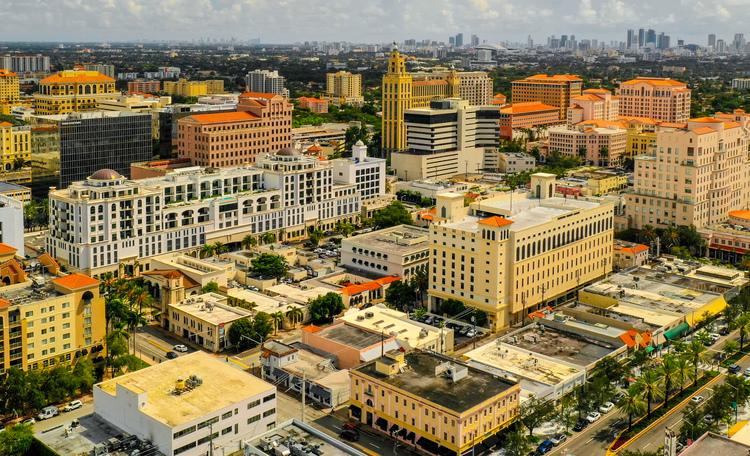 South Florida Aerial