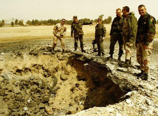 Rick Cenkus crater