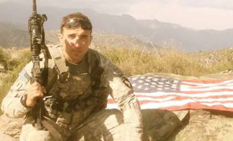 Doug Jones Military Image