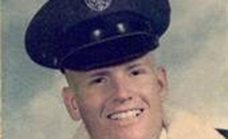 Bruce Hohenhaus Military Portrait