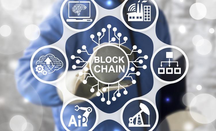 Blockchain Imagery