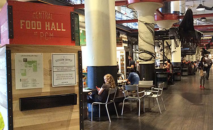 Atlanta Food Hall