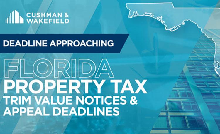 Florida Property Tax Report Image