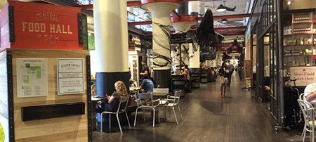 The Rise of Food Halls in Atlanta Property