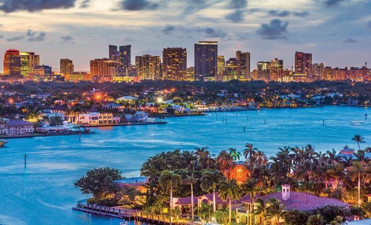 Fort Lauderdale Landscape