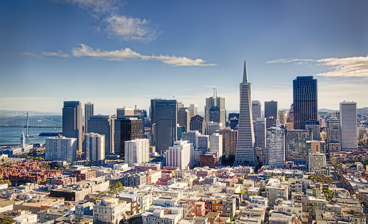 San Francisco Skyline