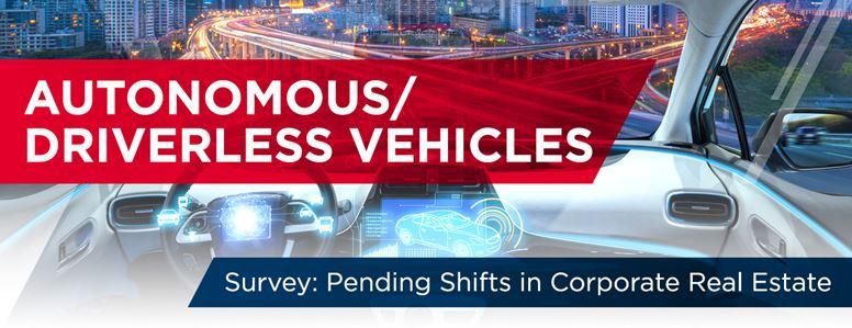 Autonomous - Driverless Vehicles Banner