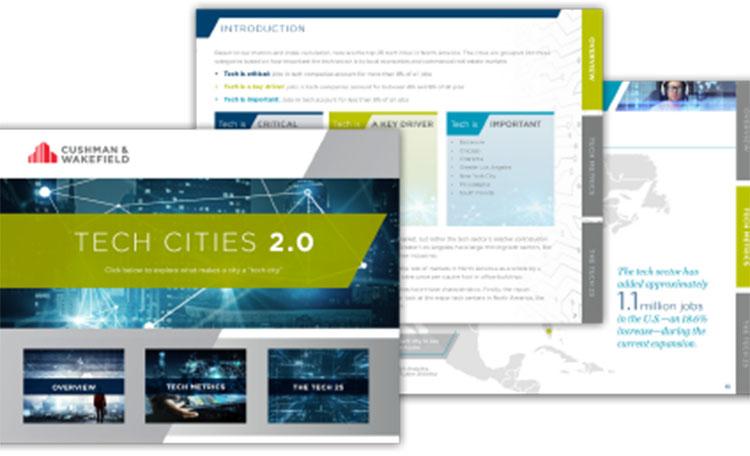 Tech Cities 2.0 Report Thumbnail
