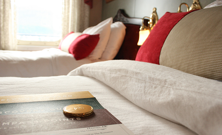 Hotel Room Turndown
