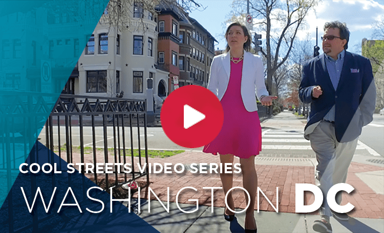 Cool Streets Video - Washington DC