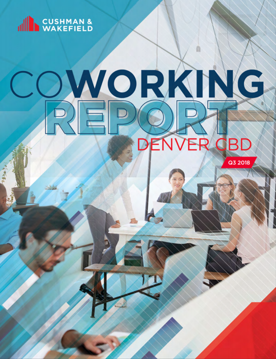 CoWorking Report: Denver CBD Q3 2019