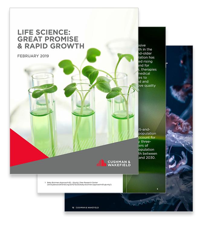 Life Sciences 2019 Report Thumbnail