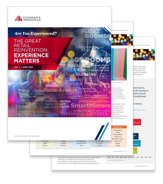 Retail Reinvention Report