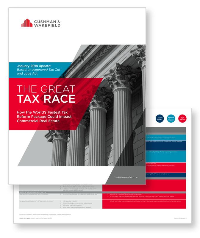 Great Tax Race