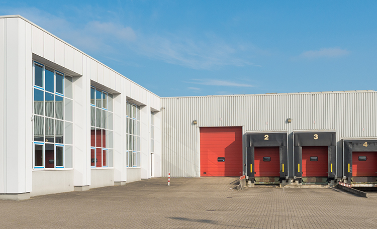 Industrial Warehouse and Distribution Center
