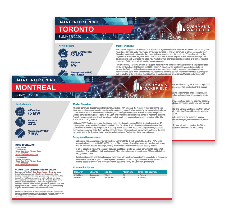 Canada Data Center Update Report Thumbnail