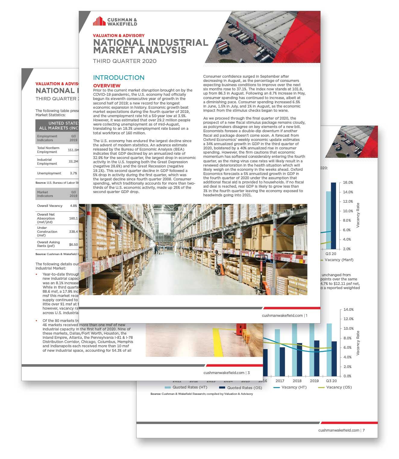 VA Industrial Market Analysis (image)