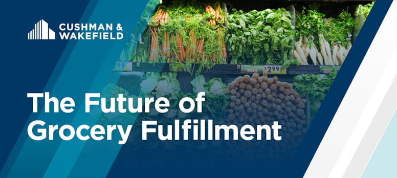 The Future of Grocery Fulfillment Web Banner Image