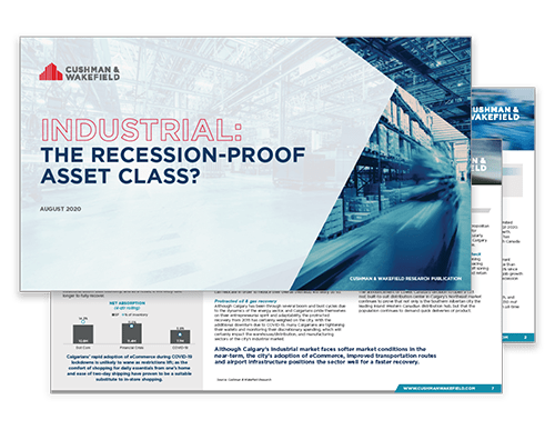 Industrial Recession Proof Report Thumbnail