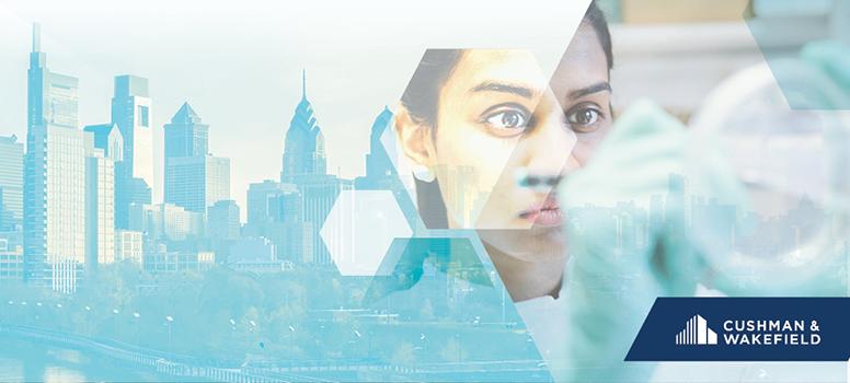 Philadelphia Life Science Report Web Banner Image