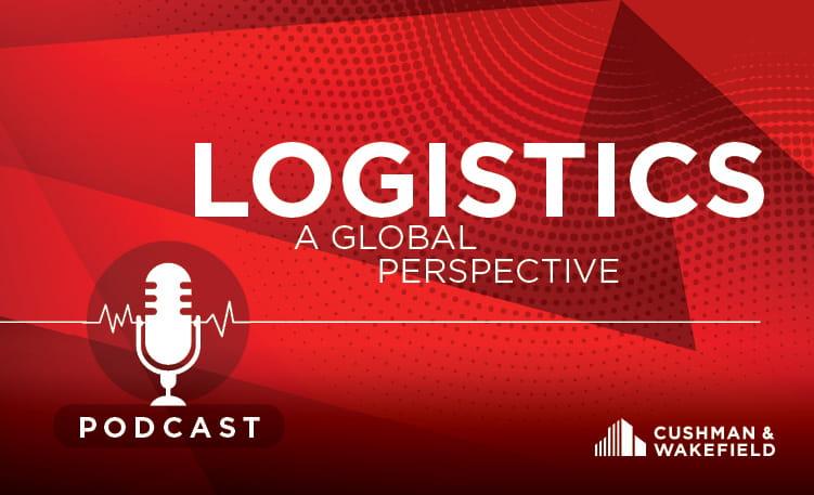 Logistics Global Podcast (image)