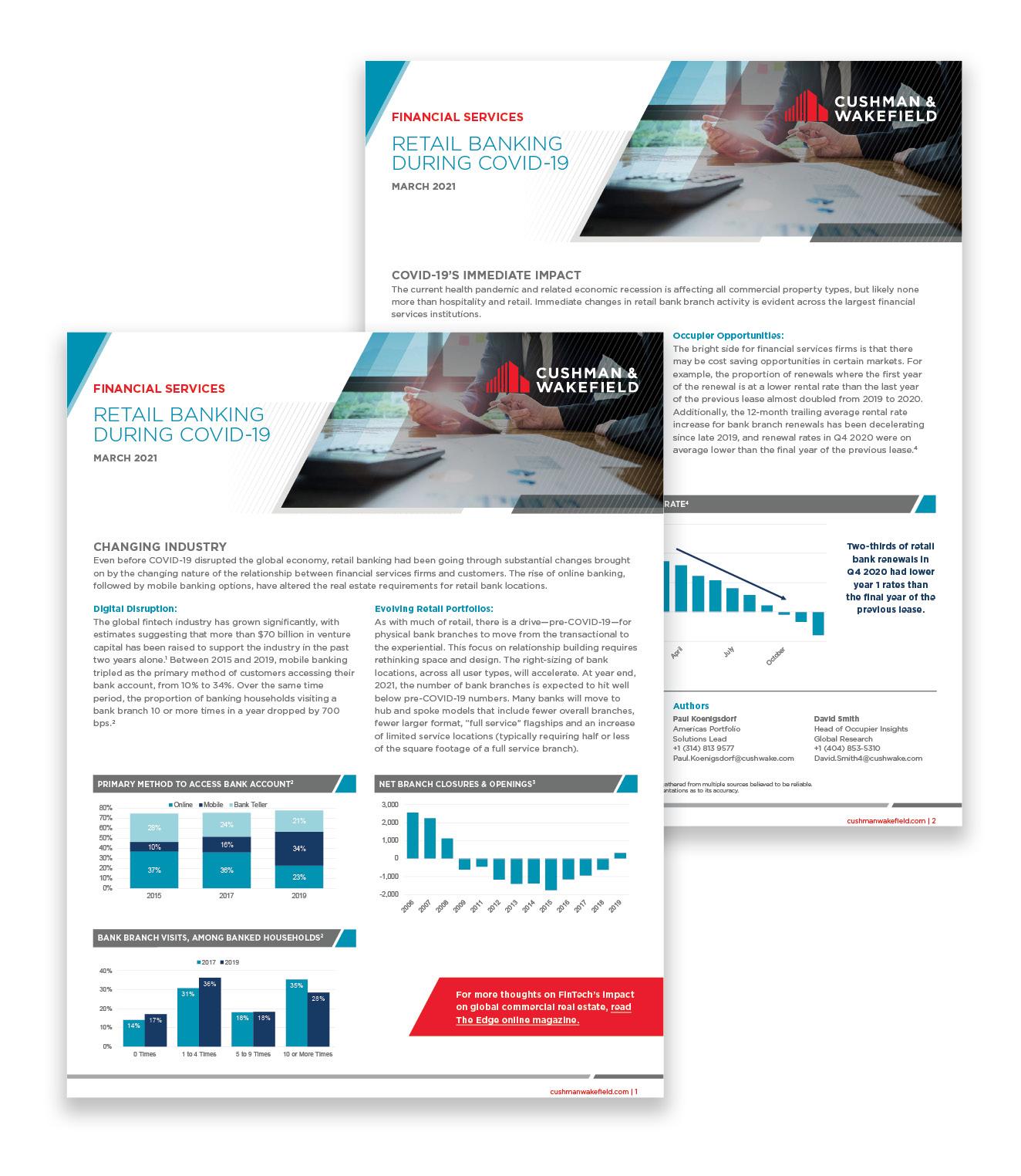 2021 Financial Services Retail Banking Spotlight Thumbnail
