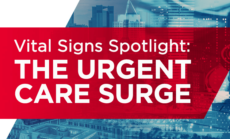 Vital Signs Urgent Care Surge Image