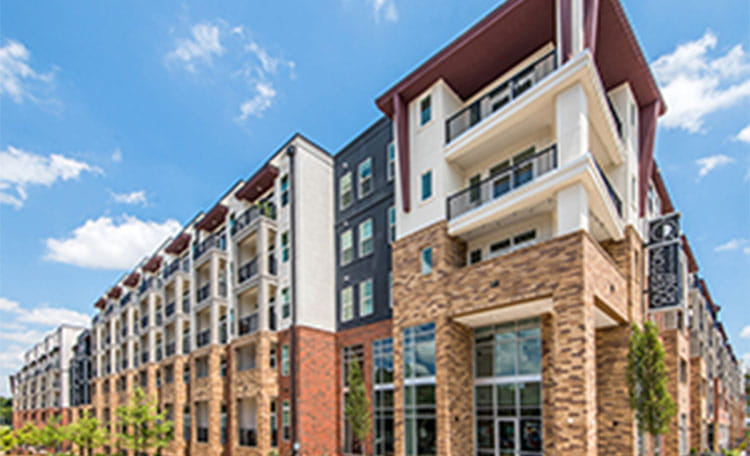 Overton Row Multifamily Sale in Charlotte