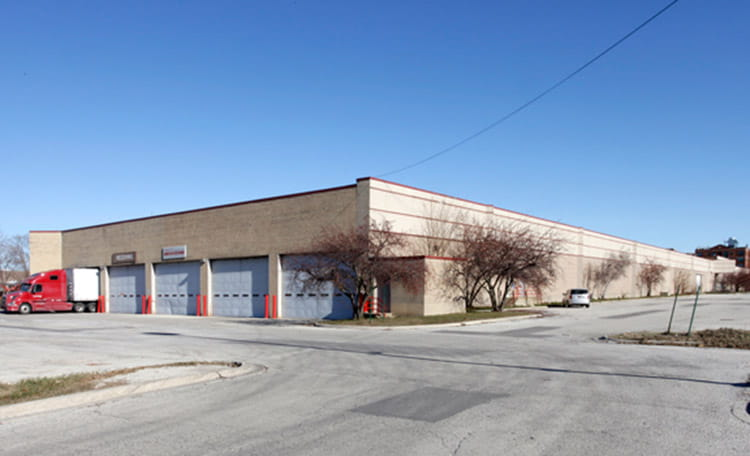 7080 N. McCormick Industrial Building