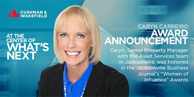 Caryn Carreiro Senior Property Manager Jacksonville