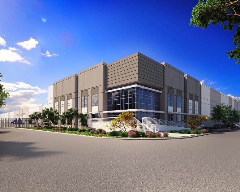 Golden Triangle Logistics Center