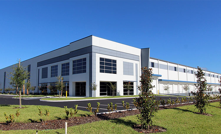 Lakeland Logistics Center Florida