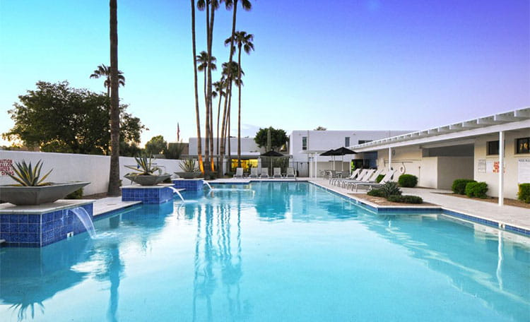 The Winfield Apartments of Scottsdale