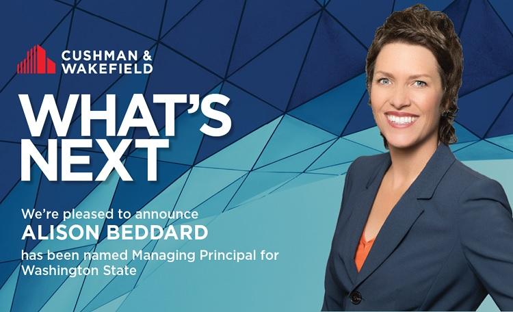 Alison Beddard MP