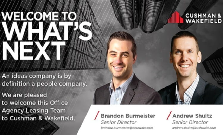 Shultz Burmeister New Hires