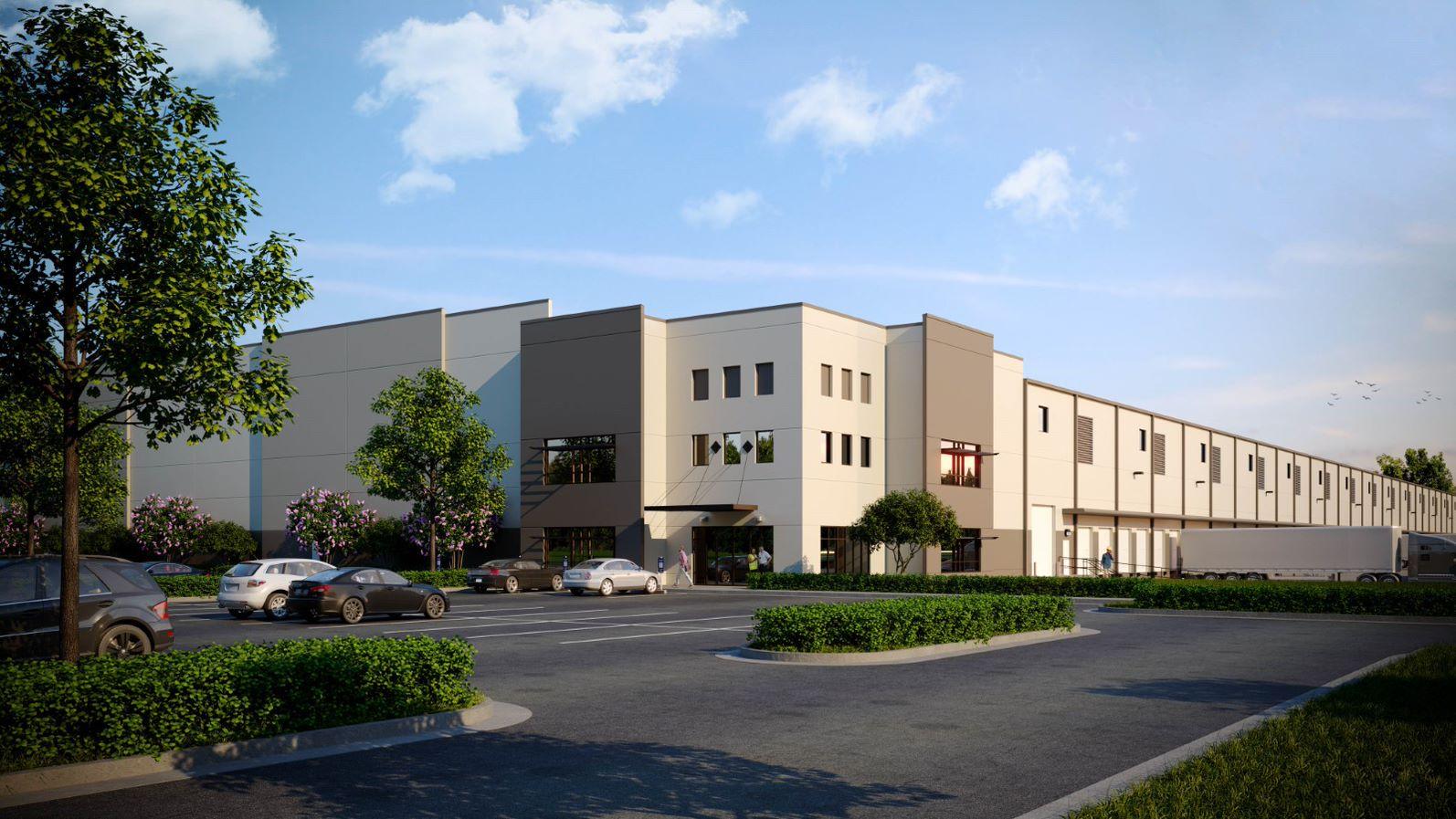 Florida Crossroads Logistics Center