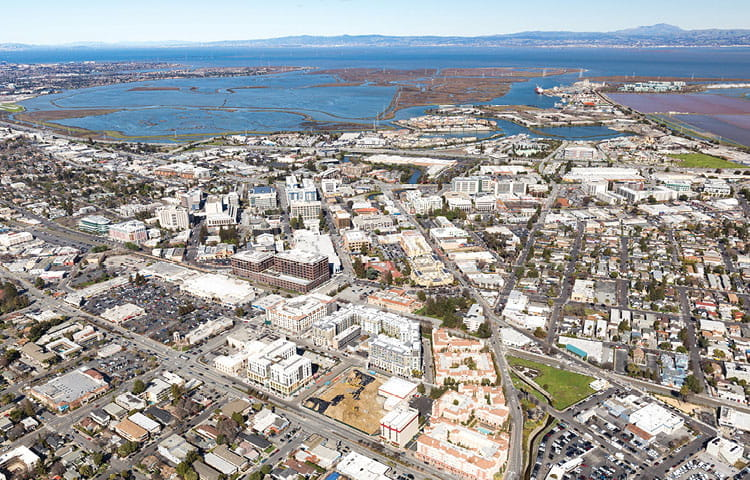 Commercial real estate properties in Burlingame