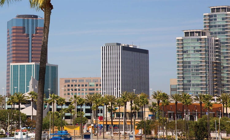 Long Beach California