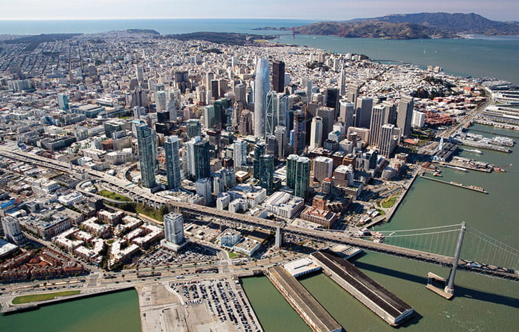Commercial Real Estate Properties in San Francisco