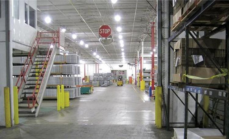 Ocala Warehouse Card Image