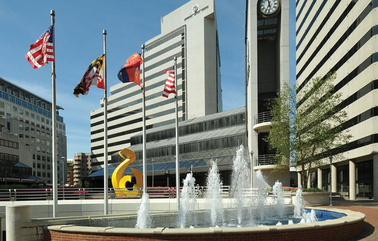 Commercial Real Estate Properties in Bethesda