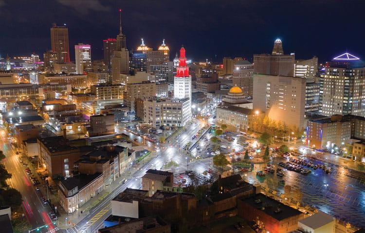 Buffalo | United States | Cushman & Wakefield