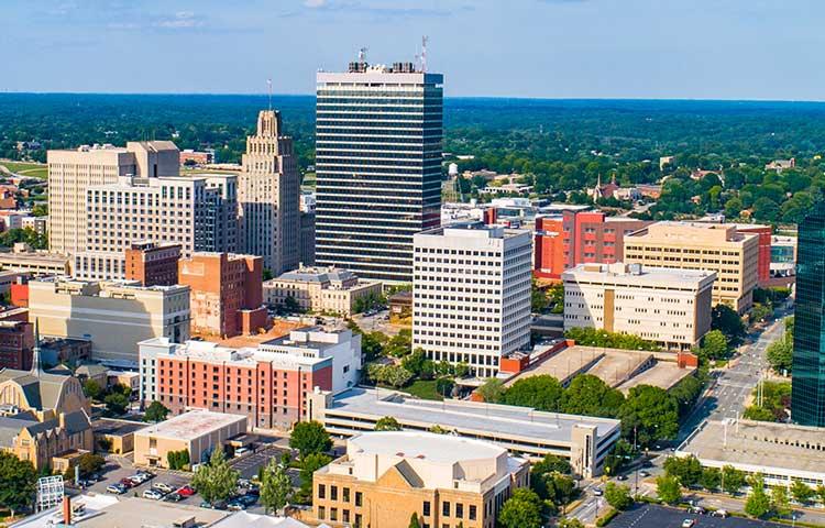 Winston Salem North Carolina (image)