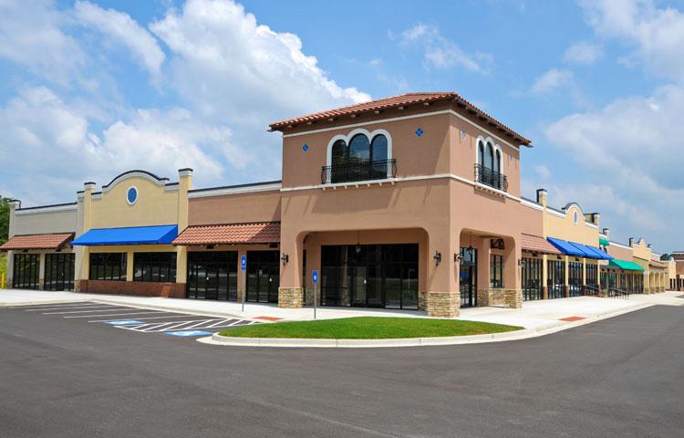 Texas Retail Advisors Hero Shopping Center