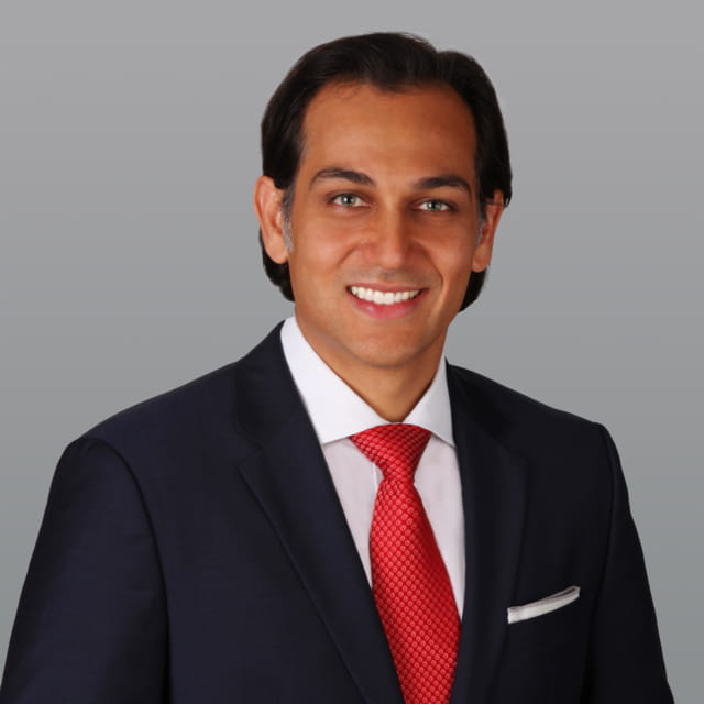 Dominic Montazemi Boca Raton Managing Director